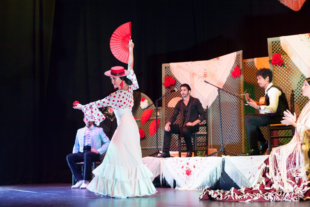Tablao cuna del flamenco sevilla