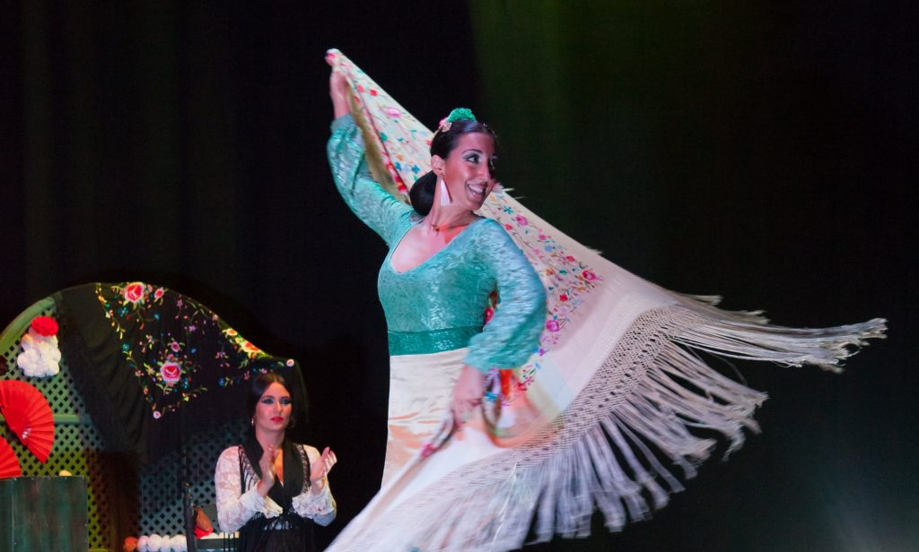 The best flamenco tablao ins eville